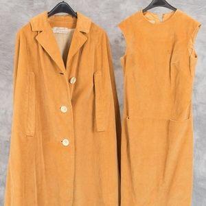 Vintage The Sidneys Forecast Kaufmann's Dress